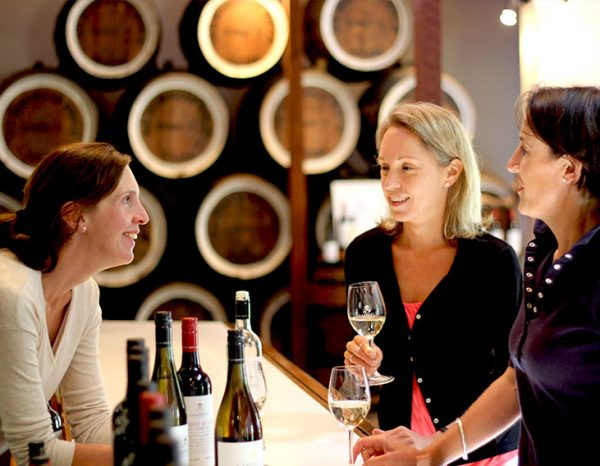 wine-gathering